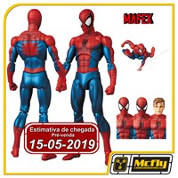 (RESERVA 10% DO VALOR) Mafex 075 Spider Man Comic Ver Marvel